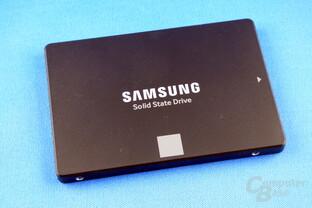 Die Samsung 850 Evo bietet das beste Gesamtpaket