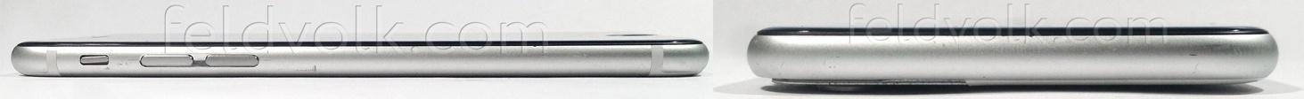 iPhone 6 zusammengebaut