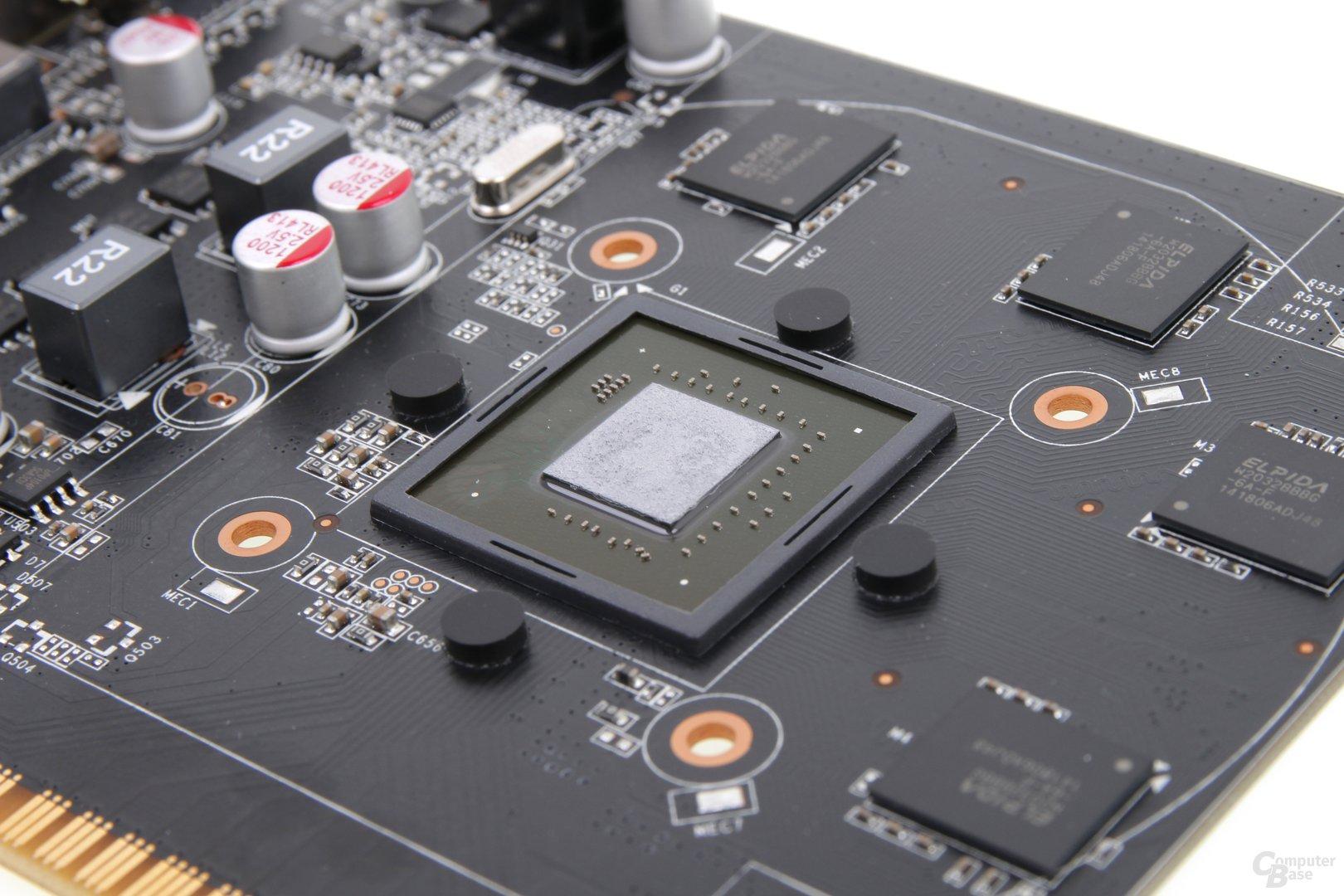 Zotac GeForce GTX 750 Zone - GM107-GPU