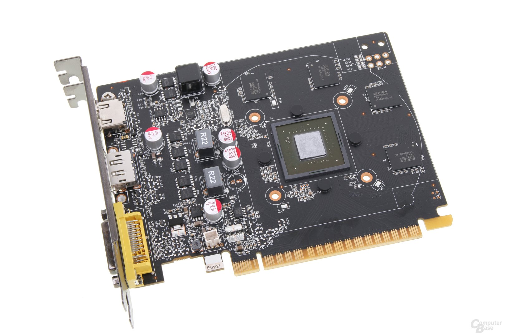 Zotac GeForce GTX 750 Zone - ohne Kühler
