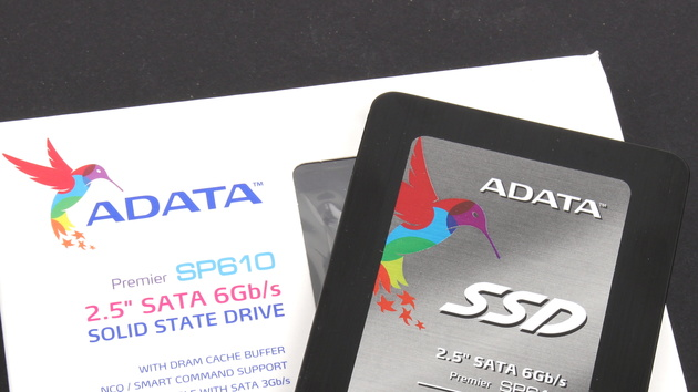 Adata Premier SP610 im Test: Sparsame SSD für Notebooks