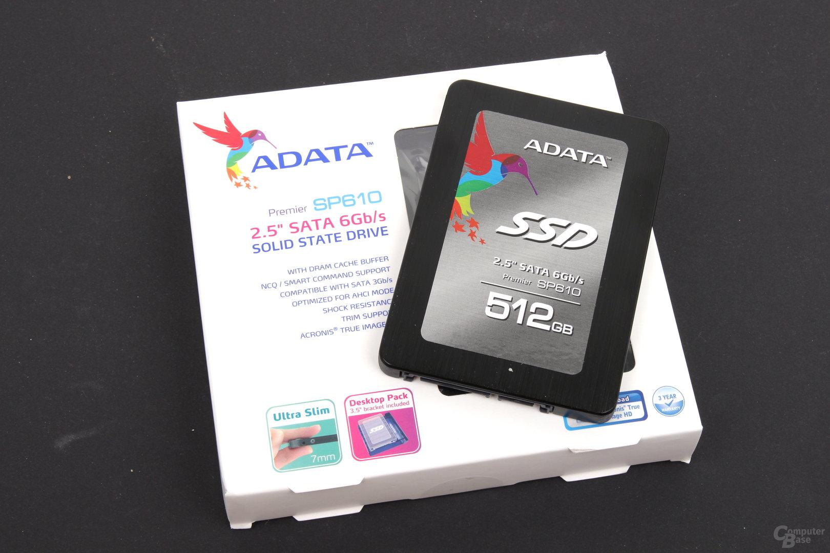 Adata Premier SP610 im Test