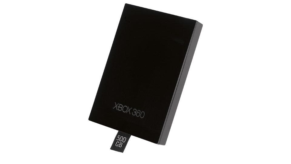 500-GB-HDD für die Xbox 360