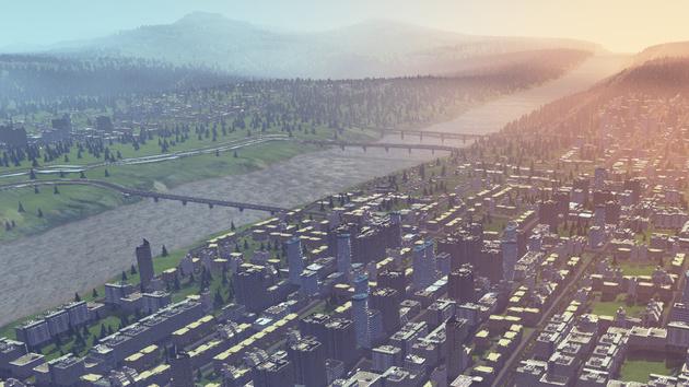 Cities: Skylines: Die Alternative zu SimCity in der Vorschau
