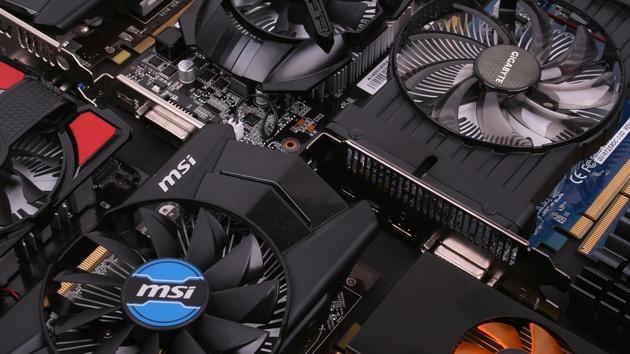 Günstige Grafikkarten im Test: 19 × AMD und Nvidia von 20–90 Euro im Vergleich