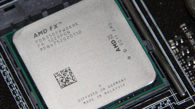 "AMD FX-CPUs: Neues 125-W-Flaggschiff und ""E""-Modelle"