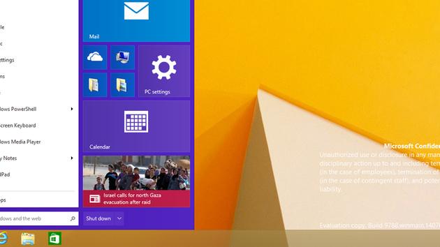 Windows 9: Microsoft plant Vorstellung von Threshold für den 30. September