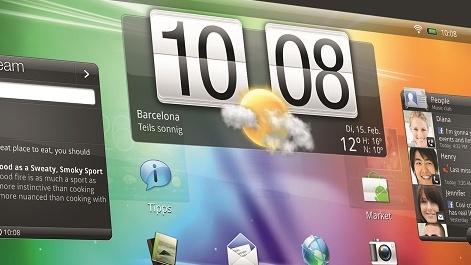 HTC: Das Tablet zum Wiedereinstieg heißt Flunder