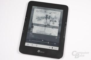 Icarus Illumina E653 als Sonos Controller
