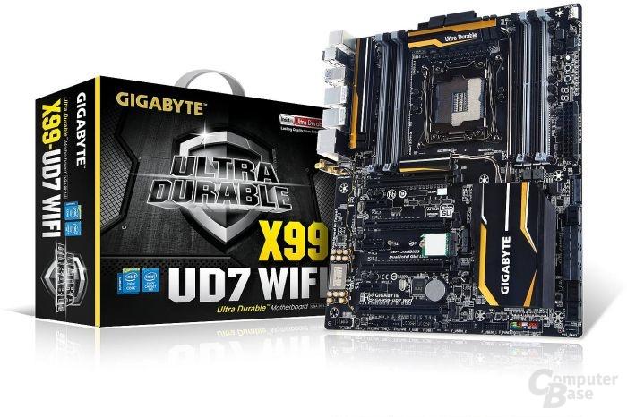 Gigabyte GA-X99-UD7 WIFI