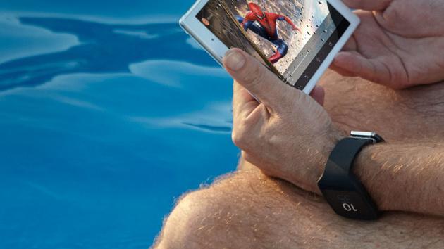 IFA 2014: Xperia Z3 Tablet Compact und neue Smartwatch von Sony