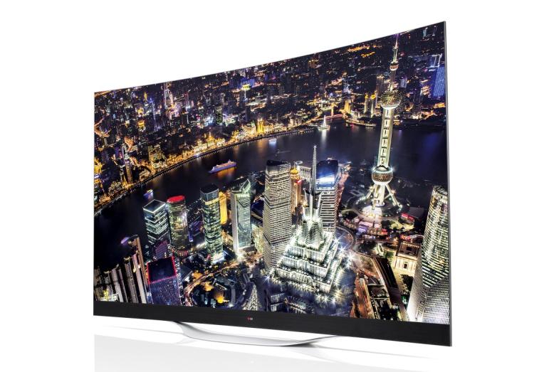 LGs OLED-UHD-Fernseher