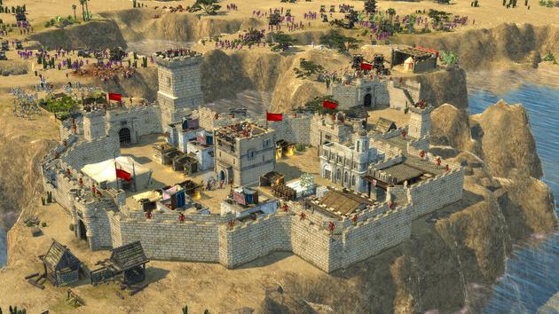 Stronghold Crusader 2: Strategiespiel auf den 23. September verschoben