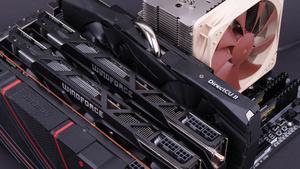 Core i7-5960X in Spielen: Haswell-E mit 1/2/3/4 GPUs vs. Ivy Bridge-E