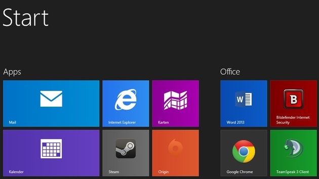 Windows 9: Threshold schafft den Desktop-Modern-UI-Mix ab