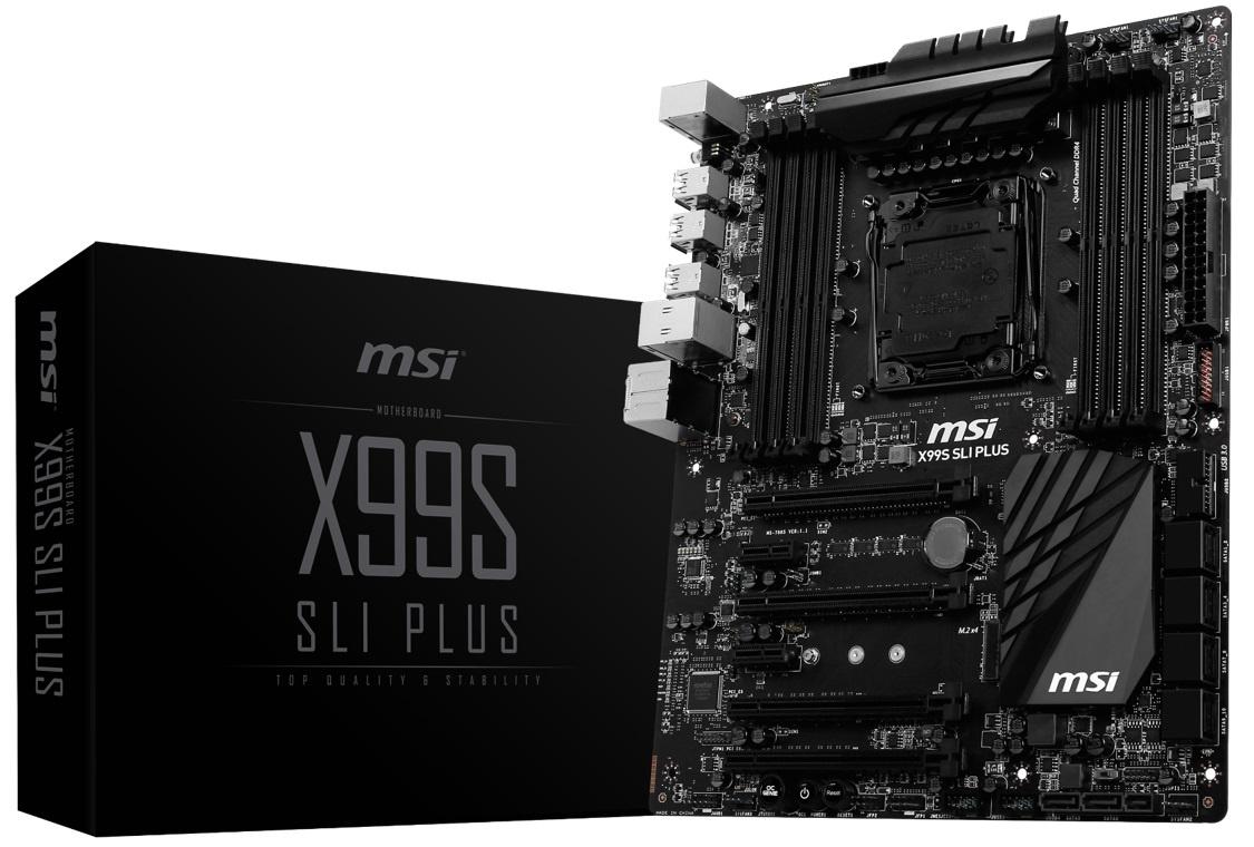 X99S SLI Plus