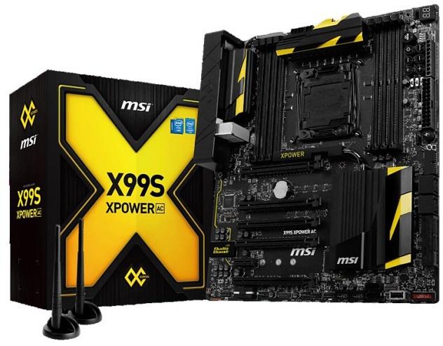 X99S XPower AC