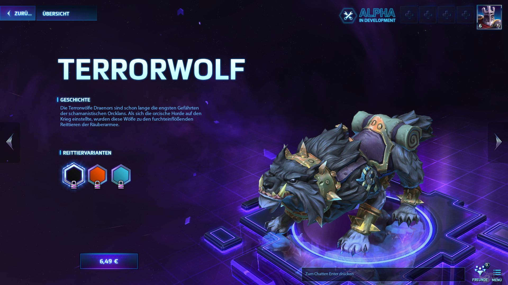 Heroes of the Storm – Ingame-Shop