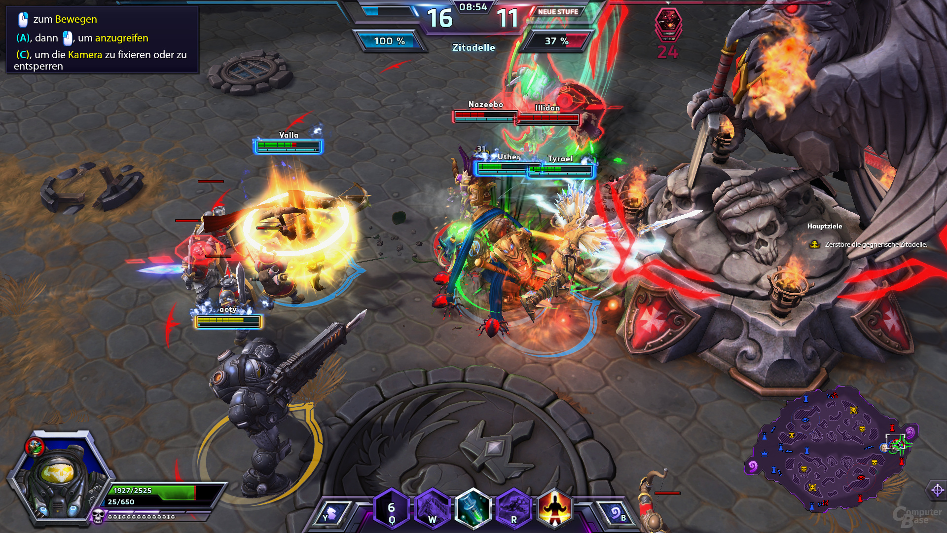 Heroes of the Storm – Zitadelle