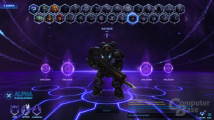 Heroes of the Storm – Heldenauswahl