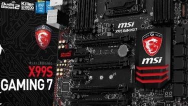 Haswell-E: Fünf X99-Mainboards von MSI erspäht