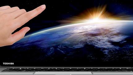 Haswell Refresh: Toshiba wertet Kira-Ultrabook mit neuer Intel-CPU auf