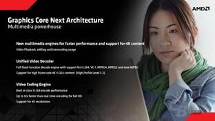 AMD Tonga - neuer UVD und VCE