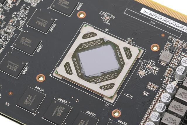 Die Tonga-GPU auf der Radeon R9 285