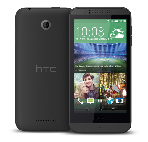 "HTC Desire 510 in ""Meridian Grey"""