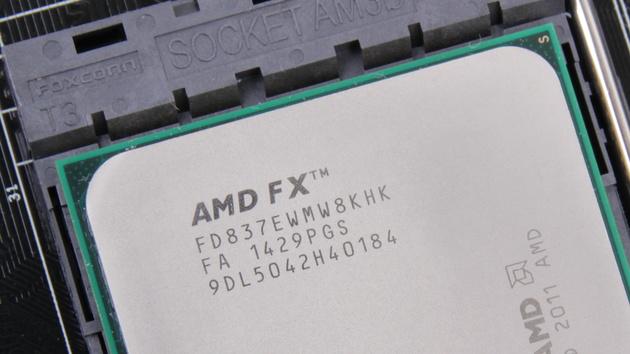 AMD FX 8370E Im Test Vishera Prozessor Mit Weniger TDP