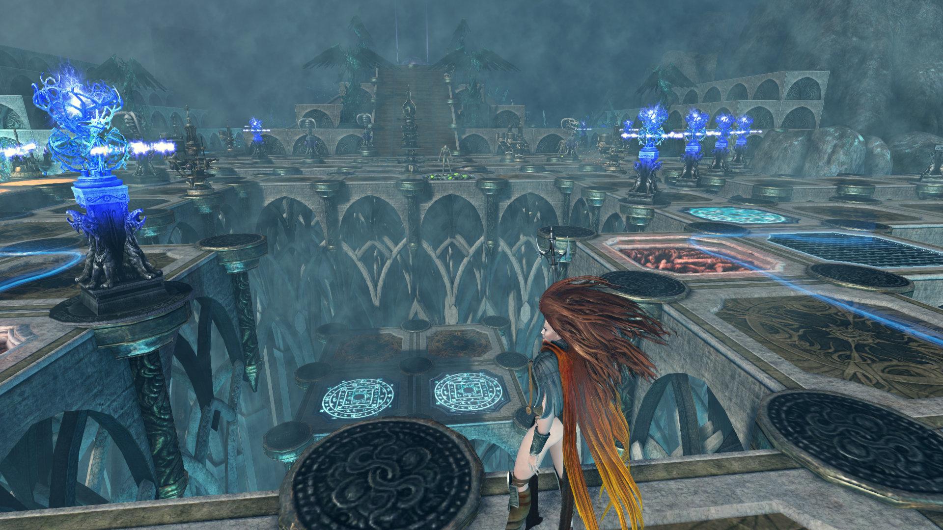 Screenshots aus Deathtrap (Alpha)