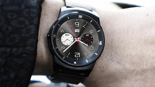 G Watch R: LGs neue Smartwatch ist rund und gibt die klassische Uhr