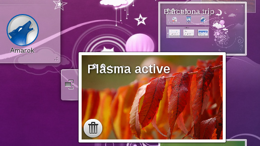 Summer of Code: Linux-Tablet-Oberfläche Plasma Active auf KF5 portiert