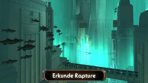 BioShock für iOS (iPhone-Screenshots)