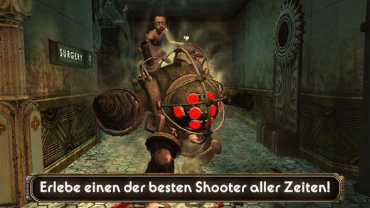 BioShock für iOS (iPhone-Screenshots)