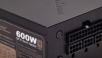 Silverstone SX600-G: 600 Watt im SFX-Gewand semipassiv gekühlt