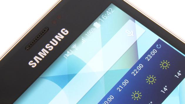 Samsung Galaxy S5 mini im Test: Dem Z1 Compact auf den Fersen