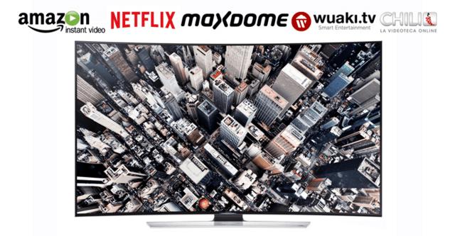Für Deutschland relevante UHD-Anbieter: Amazon, Netflix, Maxdome