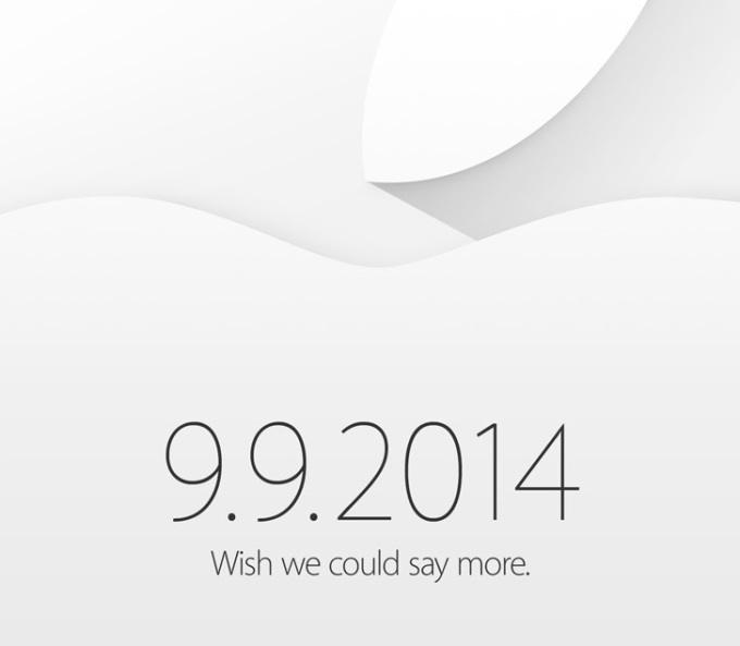 Apple lädt am 9. September in das Flint Center