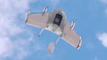 Project Wing: Google arbeitet an autonomer Liefer-Drohne