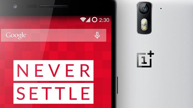 OnePlus One: Ab Oktober ohne Einladung erhältlich