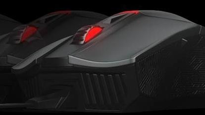 Maus: Gladius von Asus erlaubt Tausch der Schalter