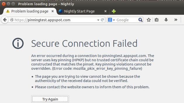 Browser: Firefox 32 mit Public Key Pinning veröffentlicht