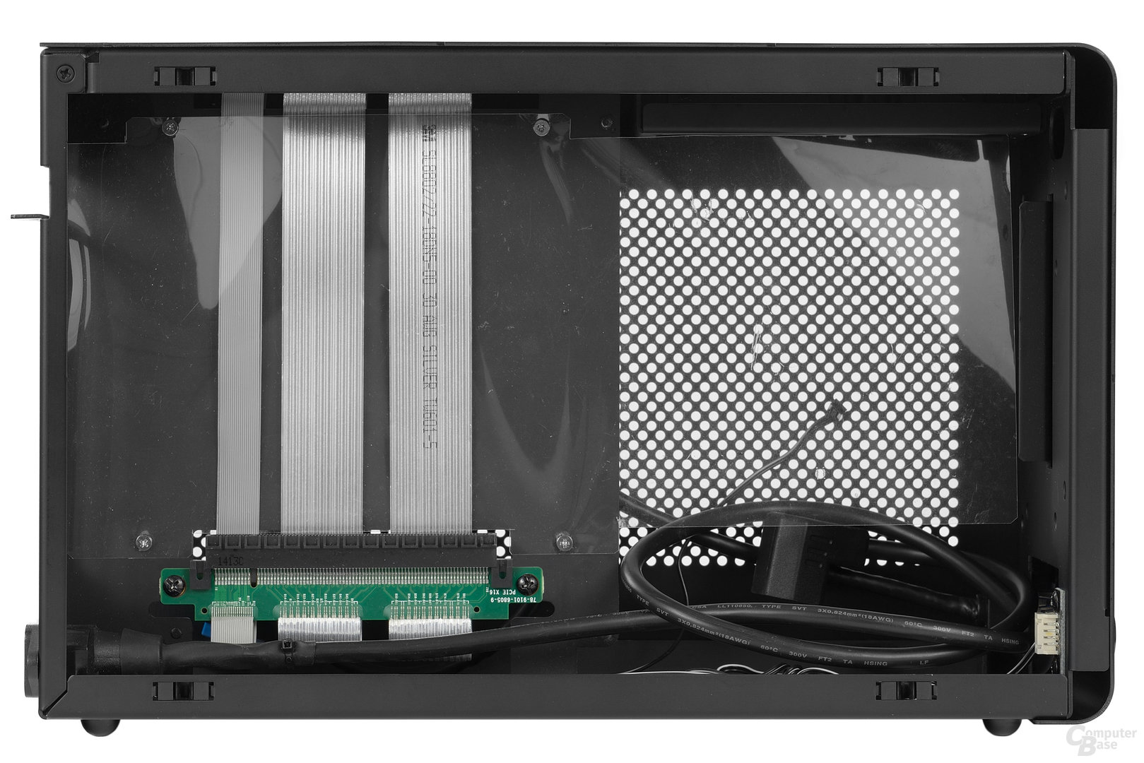 DAN Cases A4-SFX – Linke Kammer