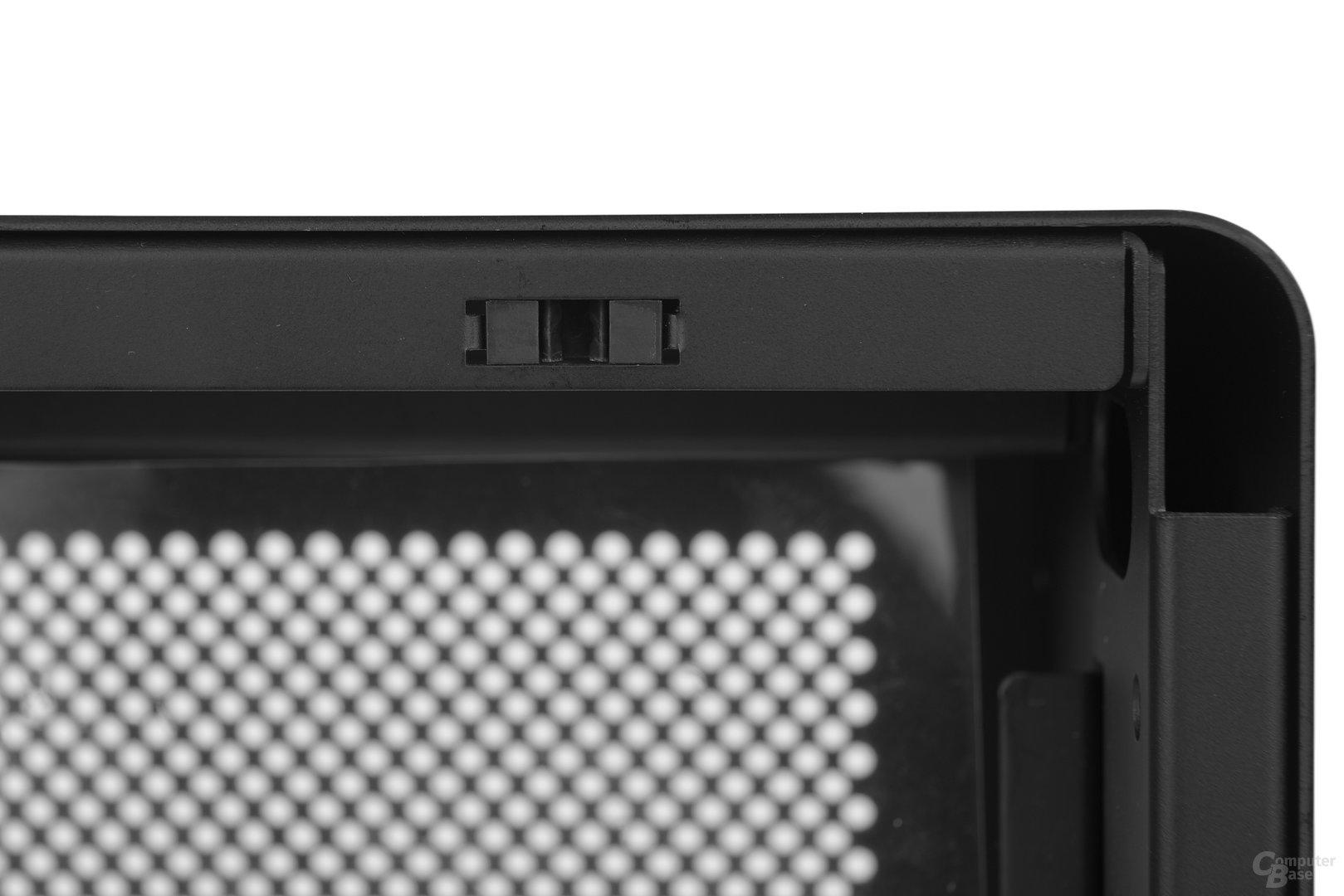 DAN Cases A4-SFX – Clipverschluss