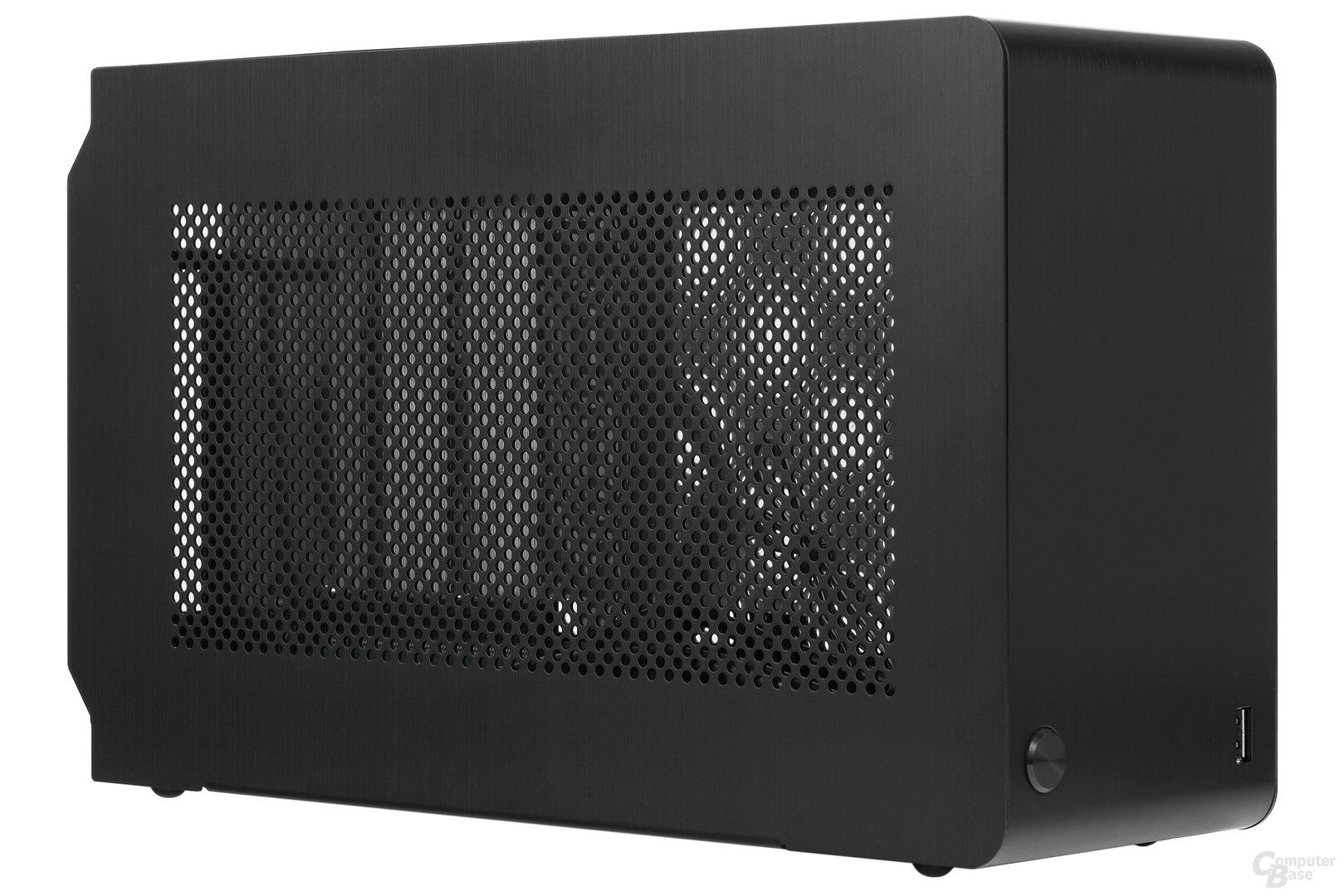 DAN Cases A4-SFX – Linke Seitenansicht