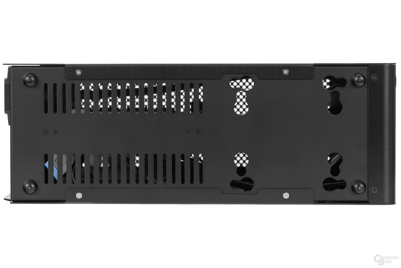 DAN Cases A4-SFX – Untersicht