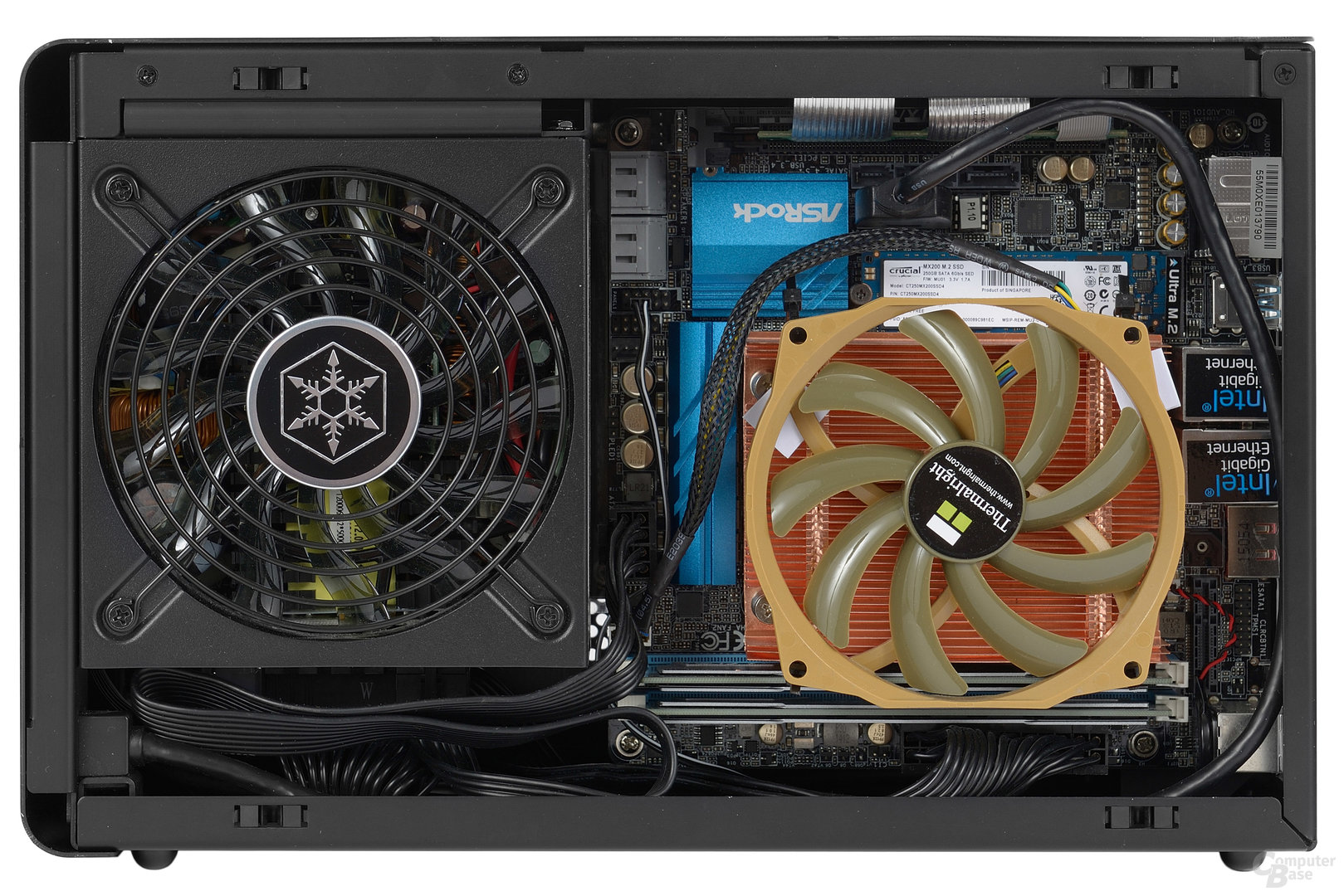 DAN Cases A4-SFX – Testsystem
