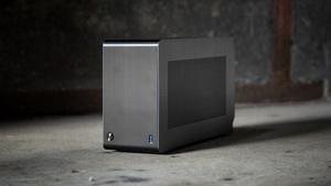 DAN Cases A4-SFX im Test: Das kleinste Gaming-Gehäuse der Welt kann was