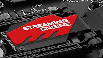 Mainboard: MSI X99S Gaming 9 AC streamt eigenständig